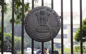 DELHI HIGH COURT LAW INSIDER IN