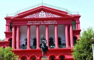 KARNATAKA HIGH COURT LAW INSIDER IN