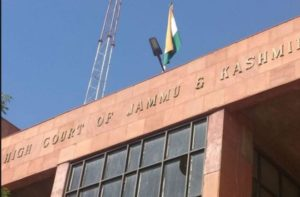 JAMMU AND KASHMIR HIGH COURT HC LAW INSIDER IN