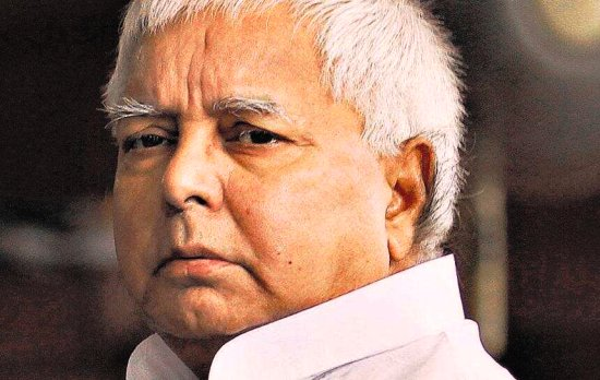lalu prasad yadav law insider in