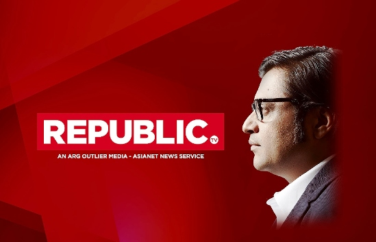 ARNAB GOSWAMI REPUBLIC TV BHARAT LAW INSIDER IN
