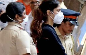 Rhea Chakraborty LAW INSIDER IN
