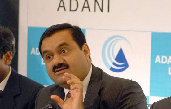 gautam-adani group law insider in