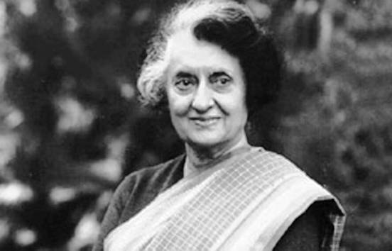 INDIRA GANDHI LAW INSIDER IN