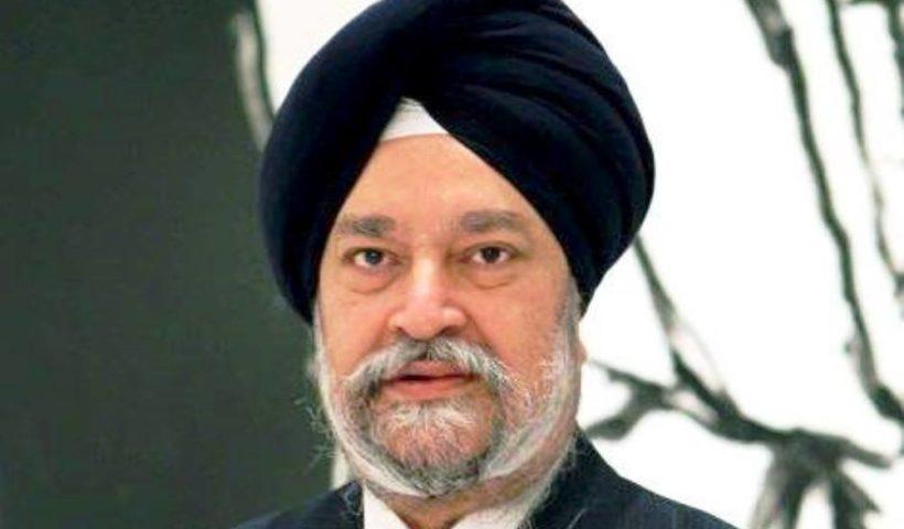 Hardeep Singh Puri LAW INSIDER IN