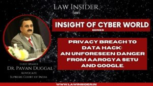 Insight of Cyber World- Dr. Pavan Duggal