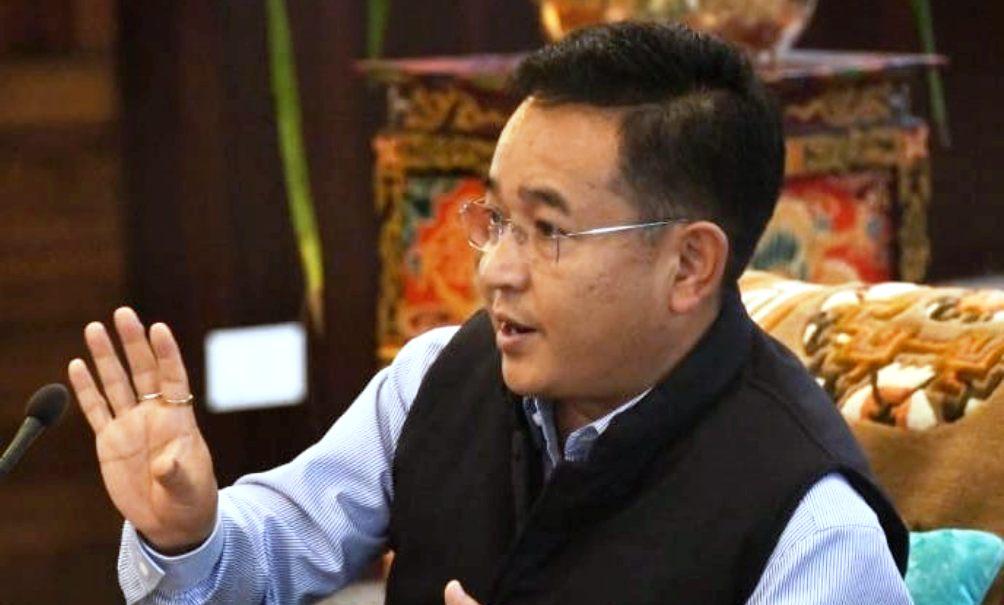 Prem Singh Tamang law insider