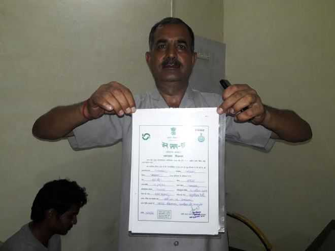 Death, birth certificate racket unearthed in Jhajjar, 3 held