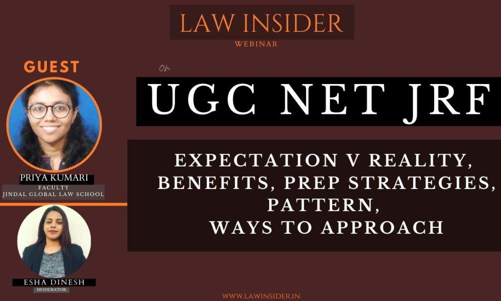 ugc-net-jrf-law-insider-webinar