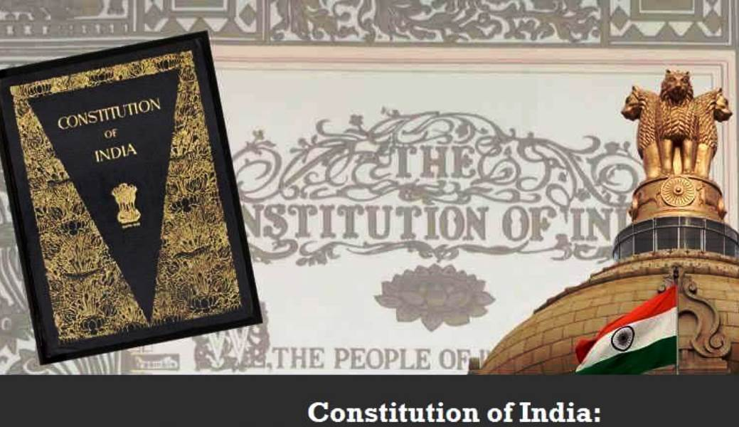 Constitution-of-India- law insider in