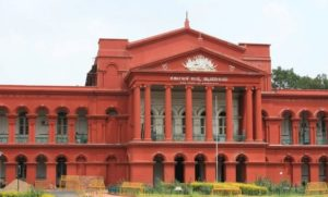 Karnataka High Court Law Insider