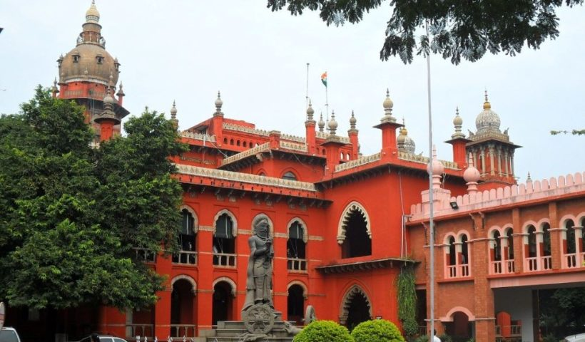 Madras High Court Law Insider