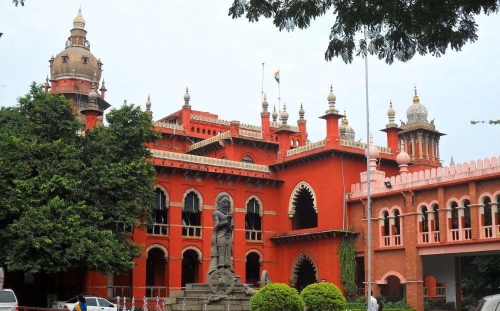 Madras High Court Law Insider