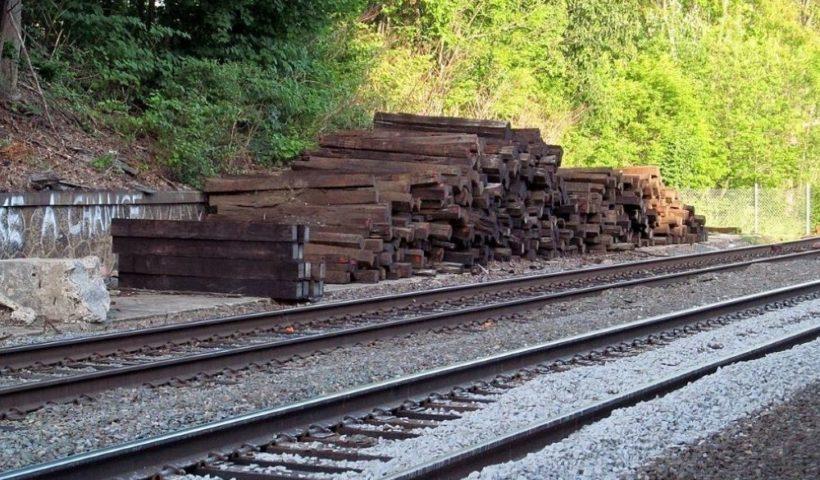 Rail track trees