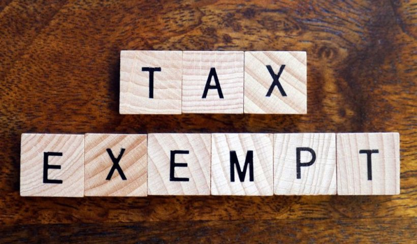 Tax Exemption Law Insider IN