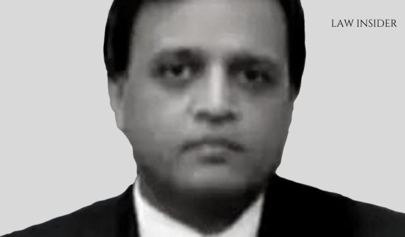 ABHAY KAUMAR GOHIL LAW INSIDER