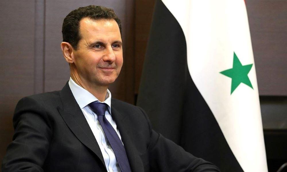 Bashar_al-Assad Syria President