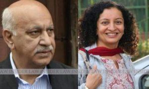MJ Akbar Priya Ramani Law Insider IN