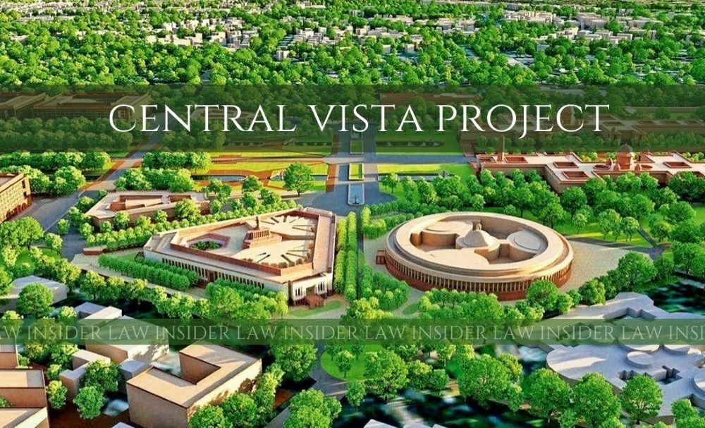 Central vista project Law Insider
