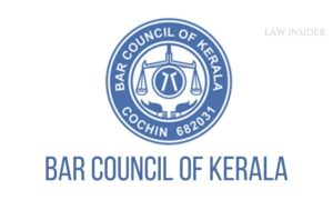 kerala bar council LAW INSIDER