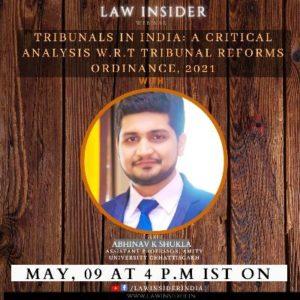 law insider webinar