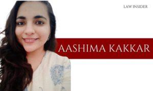 AASHIMA KAKKAR LAW INSIDER LAW STUDENR SMILING