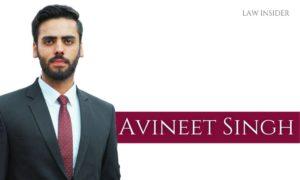 Avineet Singh LAW INSIDER