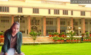 Gulfisha Fatima Delhi High Court Law Insider IN