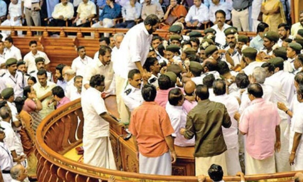 Kerala Assembly Ruckus Case Law Insider in