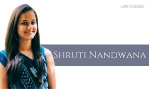 Shruti Nandwana LAW INSIDER