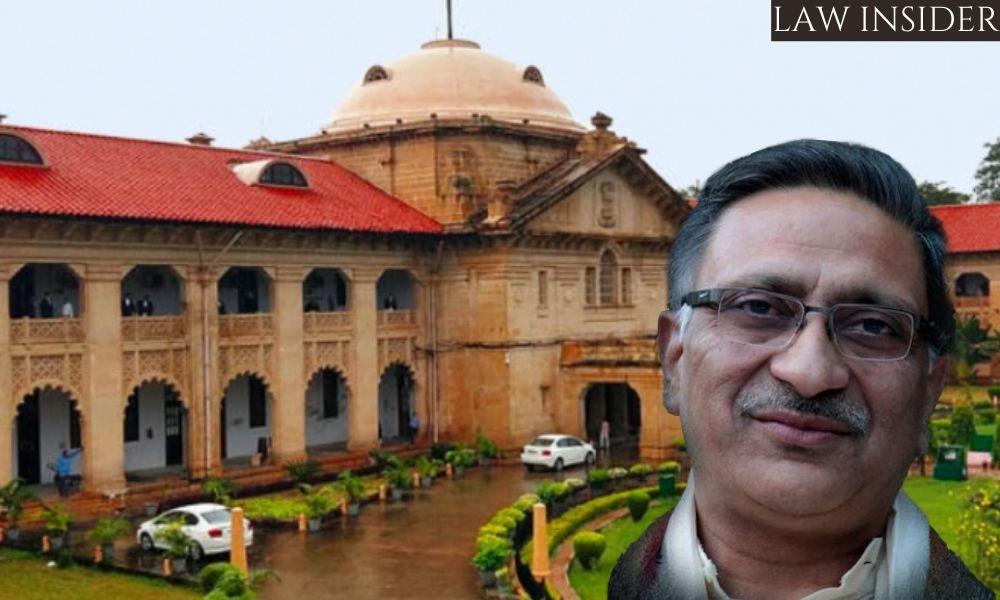 Vineet Narain Allahabad High Court Law Insider In