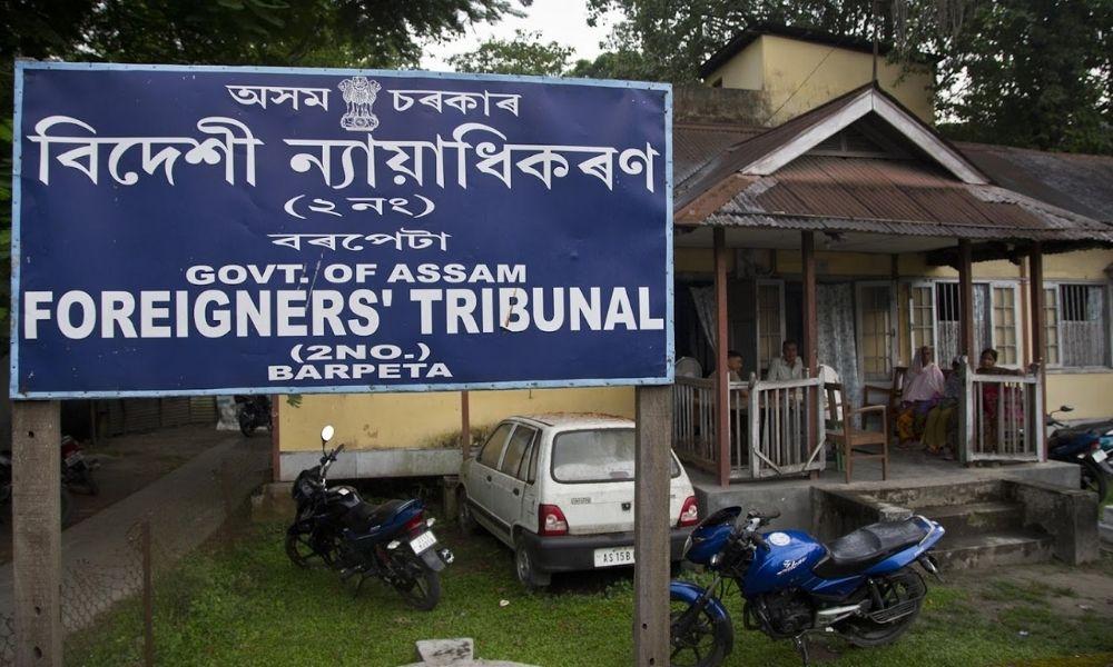 foreigners' tribunal