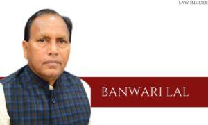 banwari lal - law insider