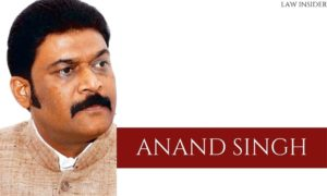 ANAND SINGH - law insider