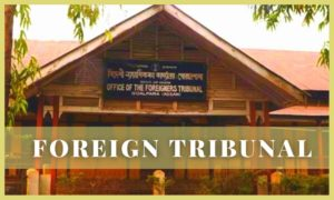 FOREIGN TRIBUNAL - law insider