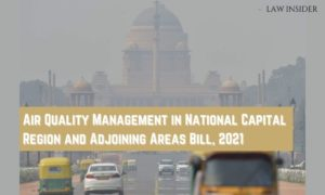 Air Quality Management in National Capital Region and Adjoining Areas Bill - law insider