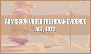 Admission & Confession -LAW INSIDER