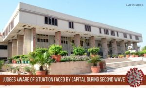 Covid second wave Judges Delhi High Court Law Insider