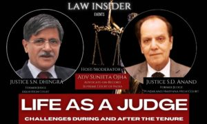 Life as a Judge poster