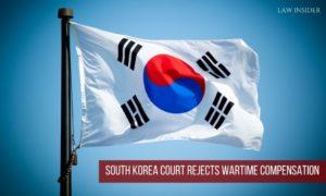 South Korea Wartime Compensation