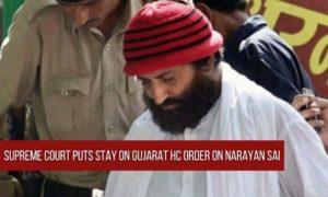 narayan sai in police custody