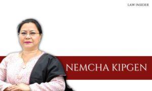 Nemcha Kipgen - law insider