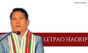 LETPAO HAOKIP - law insider